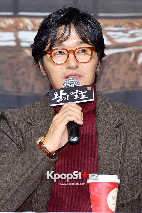 Press Conference of KBS 2TV's Drama 'The King Face' key=>33 count36