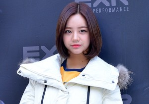 Girl's Day Hyeri Attends EXR Fansigning Event