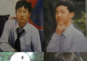 Kikwang of Beast's past hairstyles