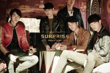 5urprise has released their debut single album 'From My Heart.'