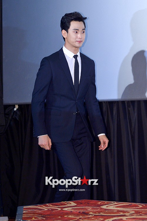 Kim Soo Hyun at Daejong Film Festival Hand Printing Ceremonykey=>1 count26