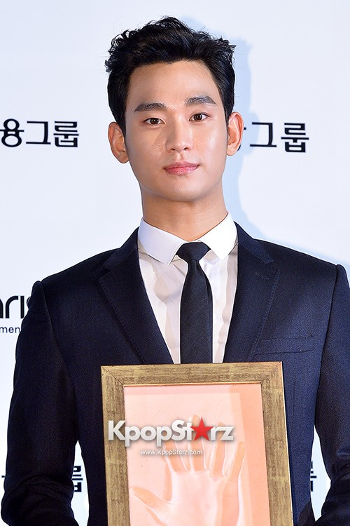 Kim Soo Hyun at Daejong Film Festival Hand Printing Ceremonykey=>18 count26