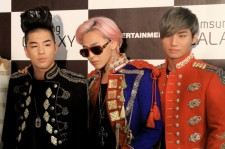 Big Bang Shows Off their Charismatic Style During Shanghai Press Conference