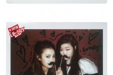 hi suhyun polaroid pictures from behind the scenes