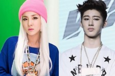 iKON's B.I Compared To 2NE1's Dara