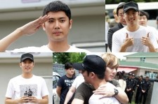 SS501 Kim Kyu Jong Enlists in the Army,