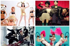 HyunA, G-Dragon, Block B, and Orange Caramel released videos that should have been viral sensations on YouTube.
