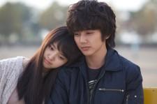 Yoo Seung-ho and Park Jung-hwa