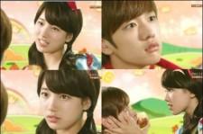 'Big' miss A Suzy & Shin Won Ho Reenactment of