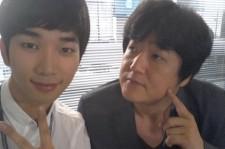 'Ghost' MBLAQ G.O and Kwak Do Won's Cute Self-Camera Photos!