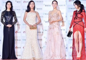 Lim Ji Yeon, Jo Min Soo, Jo Yeo Jeong, Han Se Ah at 51st Grand Bell Awards (Daejong Film Awards)