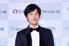 ZE:A Yim Si Wan at 51st Grand Bell Awards (Daejong Film Awards)