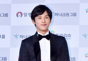 ZE:A Yim Si Wan at 51st Grand Bell Awards (Daejong Film Awards)
