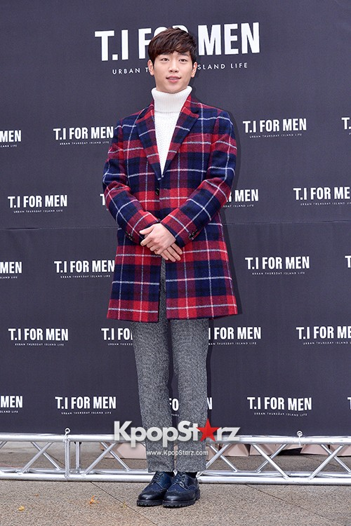 Seo Kang Joon at T.I. For Men Fan Signing Eventkey=>6 count23