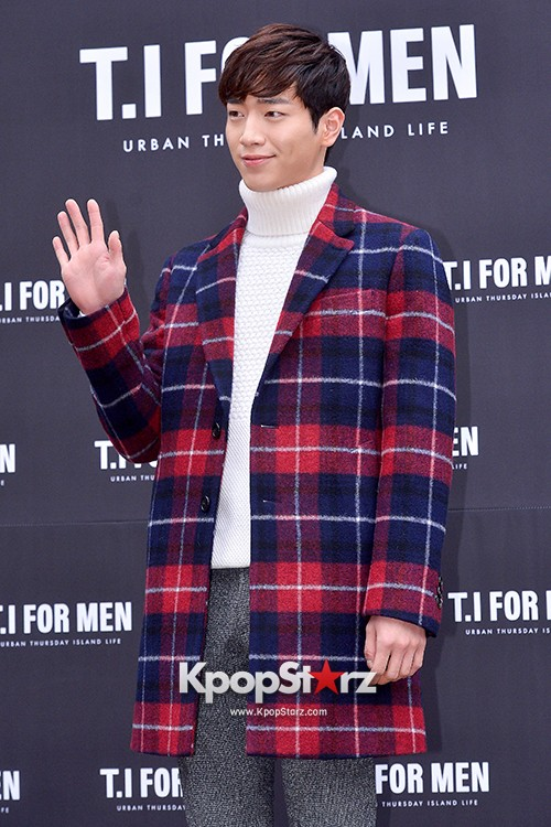 Seo Kang Joon at T.I. For Men Fan Signing Eventkey=>4 count23