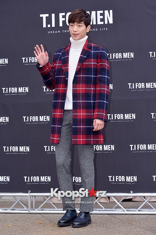 Seo Kang Joon at T.I. For Men Fan Signing Eventkey=>2 count23