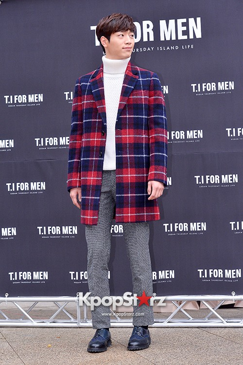 Seo Kang Joon at T.I. For Men Fan Signing Eventkey=>10 count23