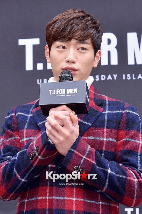 Seo Kang Joon at T.I. For Men Fan Signing Eventkey=>11 count23