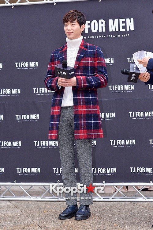 Seo Kang Joon at T.I. For Men Fan Signing Eventkey=>12 count23