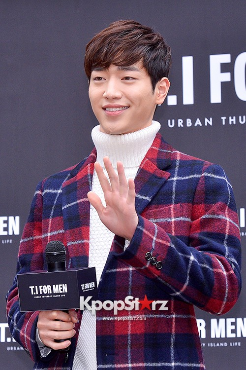 Seo Kang Joon at T.I. For Men Fan Signing Eventkey=>14 count23