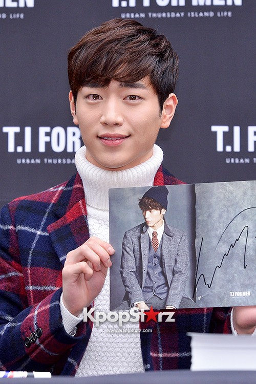 Seo Kang Joon at T.I. For Men Fan Signing Eventkey=>17 count23