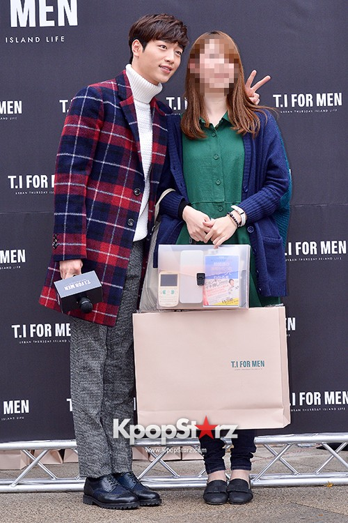Seo Kang Joon at T.I. For Men Fan Signing Eventkey=>19 count23