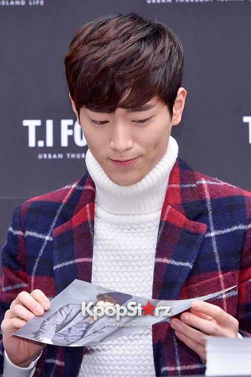 Seo Kang Joon at T.I. For Men Fan Signing Eventkey=>20 count23