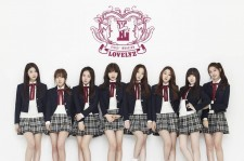 Newly Debuted Girl Group Lovelyz Crack The Top 10 On Taiwan's Five Music Chart