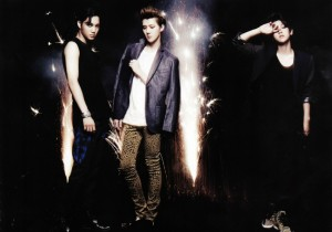 EXO-K's Fierce Charisma in L'Officiel Hommes Magazine August 2012