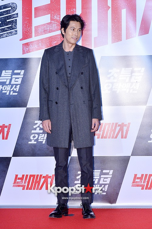 Jung Woo Sung at 'Big Match' VIP Movie Premierekey=>5 count13