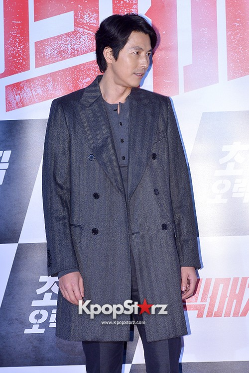 Jung Woo Sung at 'Big Match' VIP Movie Premierekey=>7 count13