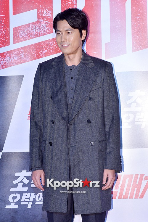 Jung Woo Sung at 'Big Match' VIP Movie Premierekey=>8 count13