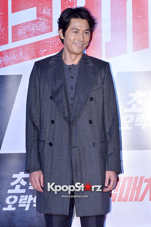 Jung Woo Sung at 'Big Match' VIP Movie Premierekey=>9 count13