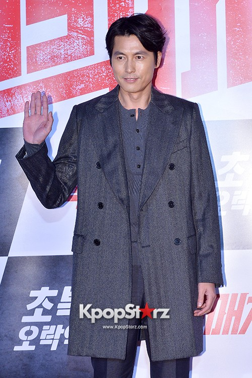 Jung Woo Sung at 'Big Match' VIP Movie Premierekey=>10 count13