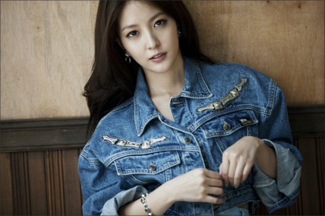 BoA Turns into Lovely Woman on 'Only One' Studio Album Official Photo Shootkey=>5 count9
