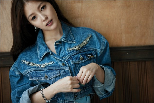 BoA Turns into Lovely Woman on 'Only One' Studio Album Official Photo Shootkey=>7 count9