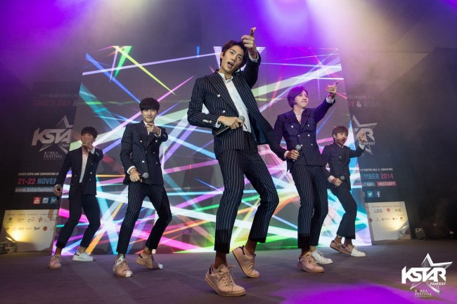 B1A4 At KStar FanFest: Picked BANAs Over APink, Girl's Day and SNSD! [PHOTOS]key=>5 count10