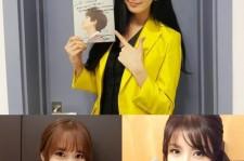 yoona seohyun boa support for kyuhyun