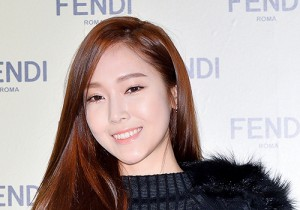 Jessica Attends FENDI Opening Store Event