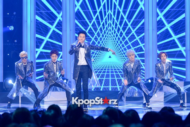 AKZ at MBC Music Show Champion key=>3 count8