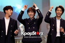 Fun, Joy And Laughter With B1A4 At KStar FanFest [PHOTOS]