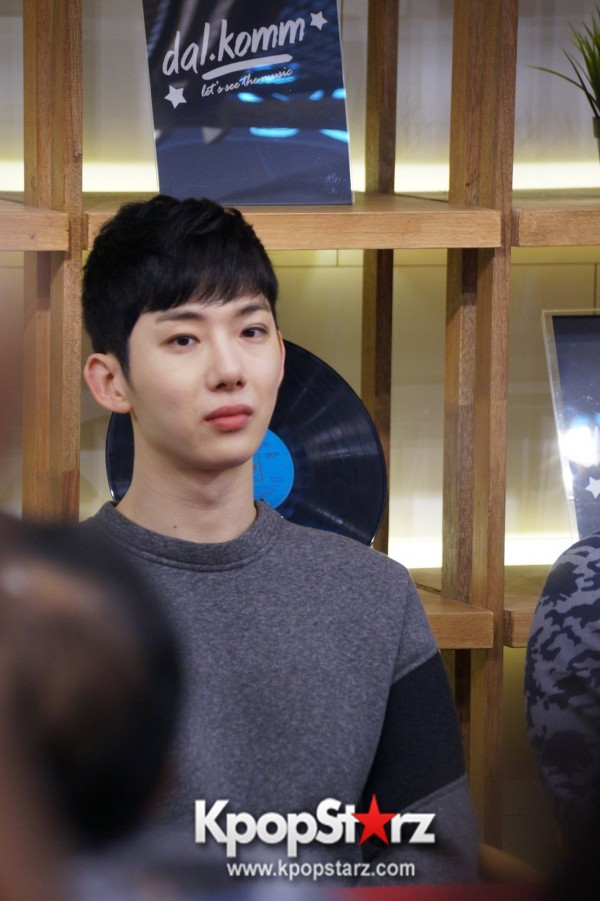 2AM Attends Dal.Komm Coffee Grand Opening in Malaysia - Nov 29, 2014 [PHOTOS]key=>4 count16