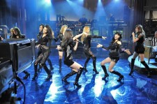 Girls' Generation on 'The Late Show with David Letterman'