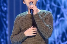 Kyuhyun at MBC Music Show Champion
