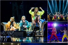2NE1 Global Tour, 'True World Stars'