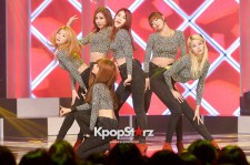 Hello Venus performing on South Korean television