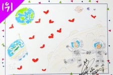 Idol Group Member's Best Drawing? None other than B1A4 Baro!