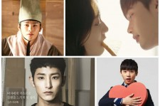Seo In Guk, Teen Top's Changjo, Lee Soo Hyuk, Park Shin Hye, and Lee Jong Suk lead the pack for Idols on TV in December 2014.