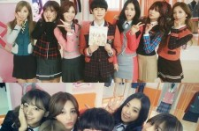 a pink and im siwan school uniform