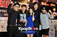 Running Man Cast At 'Race Start Season 2 in Singapore Running Man Fan Meeting' Press Conference: All Ready And Excited To Be Back